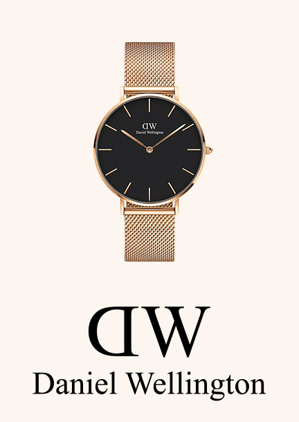 Navigationsbanner Daniel Wellington Damen Uhren
