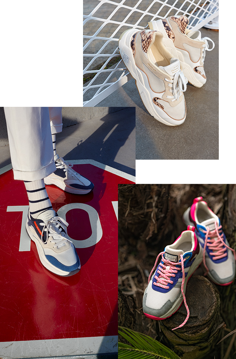 Light Chunky Sneaker