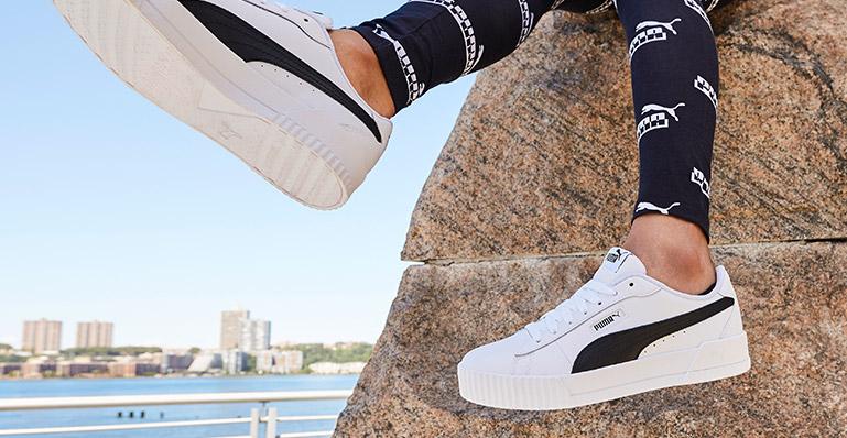 Sportliches Schuhwerk