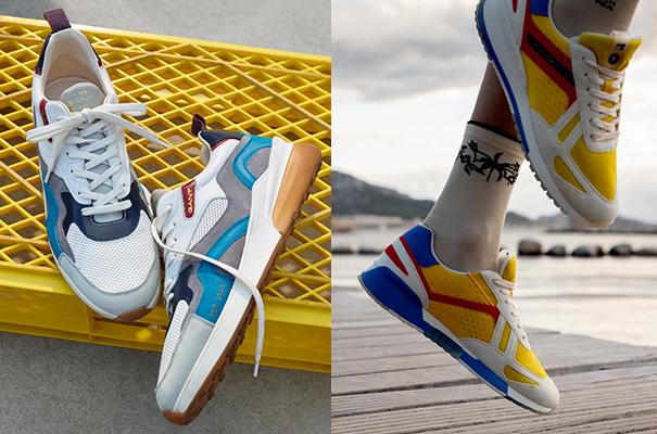 Bunte Sneaker