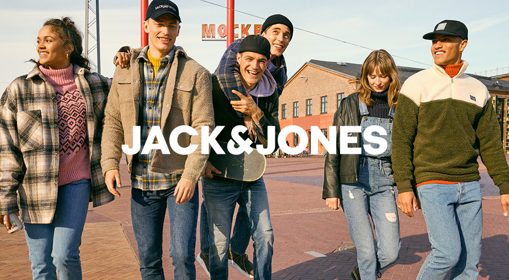 Jack & Jones bei dodenhof