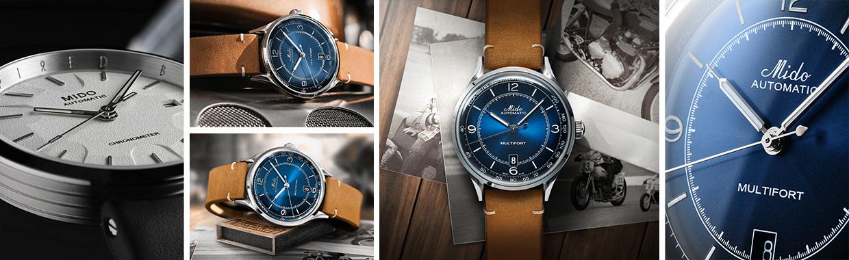 edle Schweizer Uhren von Mido