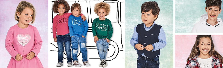 Mode für Jungen und Mädchen von Staccato