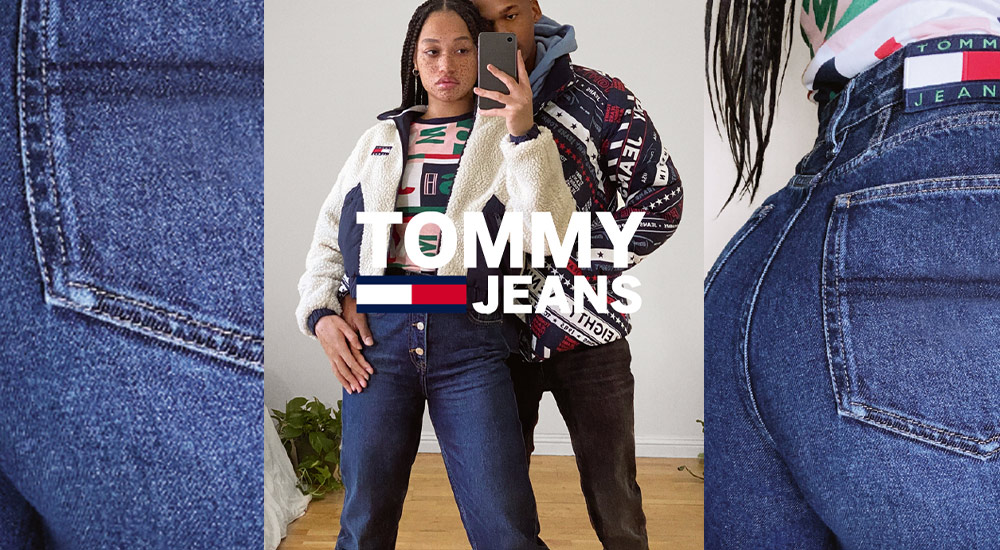 TOMMY JEANS bei dodenhof