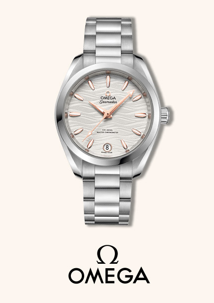 Navigationsbanner Omega Damen Uhren