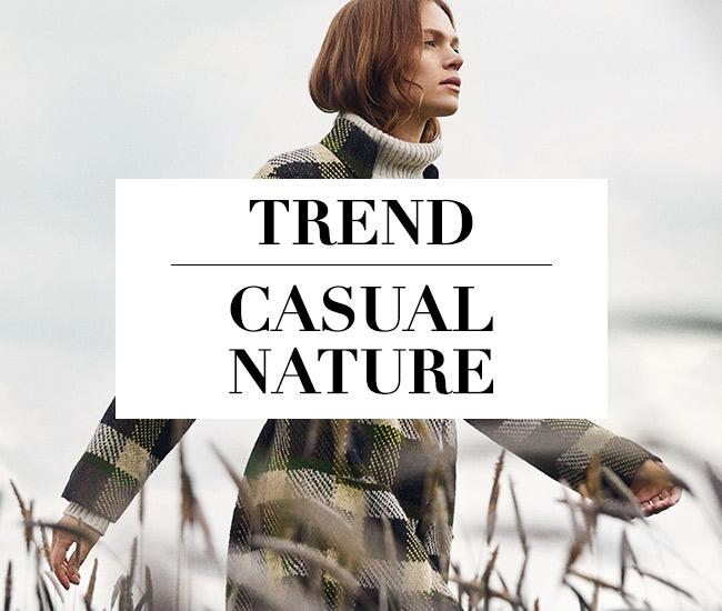 Herbst-Trend Casual Nature - Titelbild