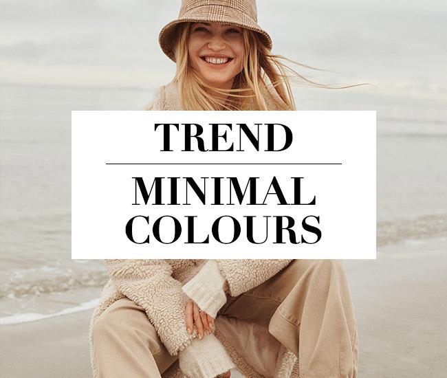 Herbst-Trend Minimal Colours - Titelbild