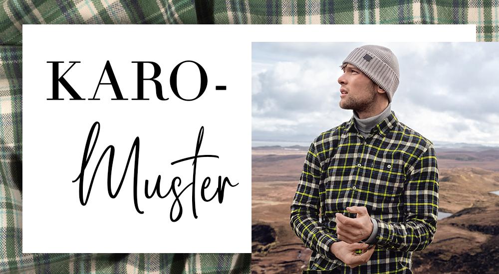 Hauptbild Karo-Muster