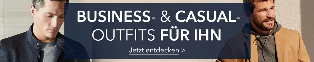 Business- & Casual-Outfits für Ihn