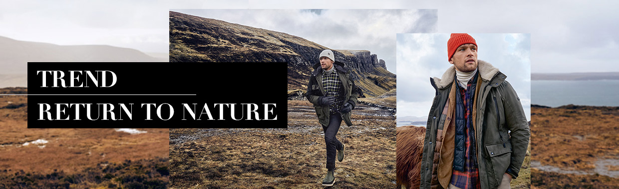 Trend - Return to Nature