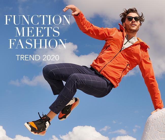 Function meets fashion