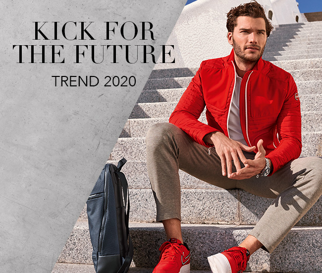 Kick for The Future