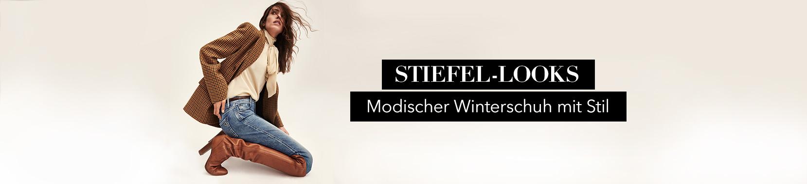 Damen Stiefel-Looks