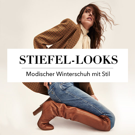Stiefel-Looks - Titelbild