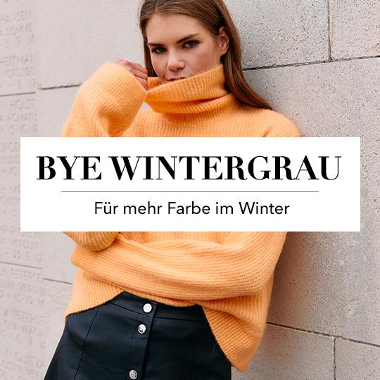 Bye, Bye Wintergrau